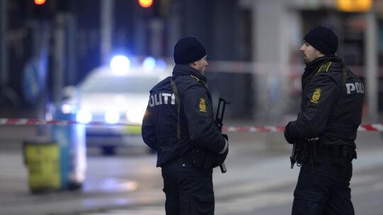 En 32-årig mand er i Østre Landsret dømt for at hylde Omar el-Hussein efter angrebet på Krudttønden og synagogen i København. Til gengæld blev han frifundet for racisme efter udtalelser om, at Islamisk Stat mener, at homoseksuelle skal dræbes. Scanpix/Claus Bech/arkiv
