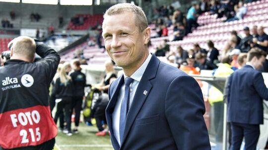 Michael Gravgaard, direktør Randers FC