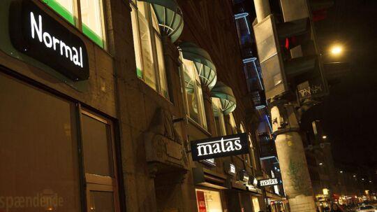 Normal har siden 2013 udfordret Matas. Blandt andet her på Vesterbrogade i København, hvor de to kæder ligger lige ved siden af hinanden.