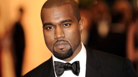 Kanye West i 2012.