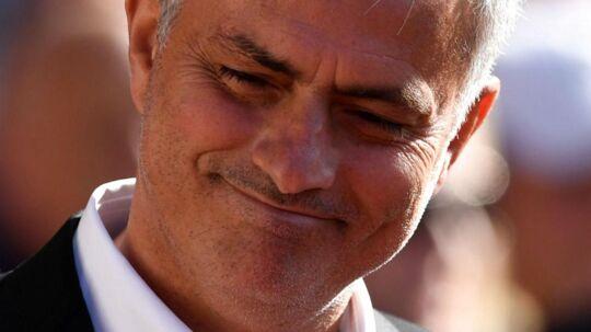 Jose mOurinho har meget at smile af i øjeblikket, men får han mere i fremtiden.