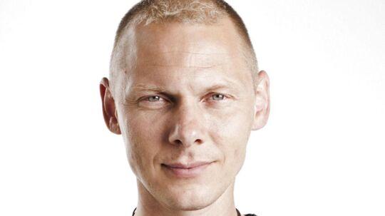 Jim Lyngvild, designer, forfatter og modekommentator.