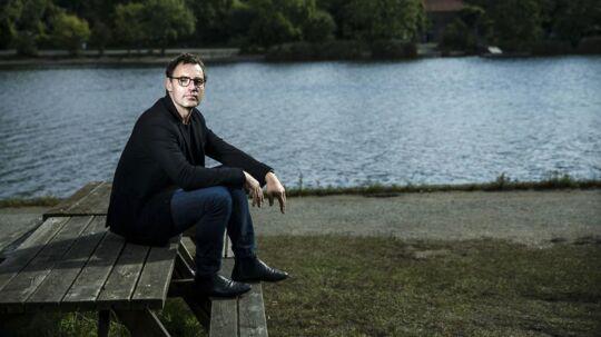 Uber DK-chef, Kåre Riis Nielsen