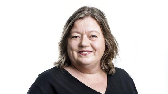 Mette Gjerskov (S), medlem af Folketinget for Socialdemokratiet.