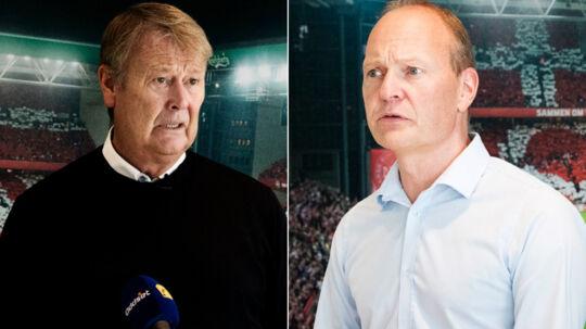 Niels Frederiksen er 100 procent sikker på, at U21-landsholdet kommer til at spille, mens Åge Hareide tager en kommende forhandling med ro.