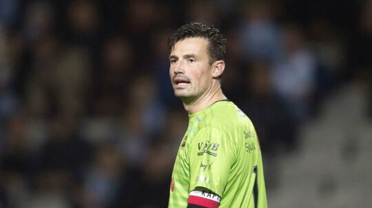 Det var en skuffet målmand, der efter 6-0-nederlaget til Malmø ikke lagde fingre imellem.