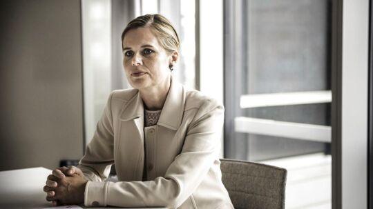 Camilla Sylvest er især stolt af, at hun har fået skabt en mere fokuseret forretning for Novo gennem sine godt to år i Kina.