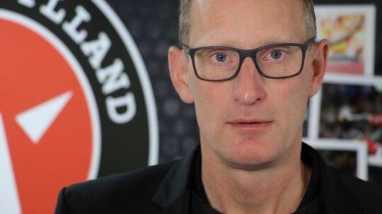 Svend Graversen er ny sportschef i Midtjylland.