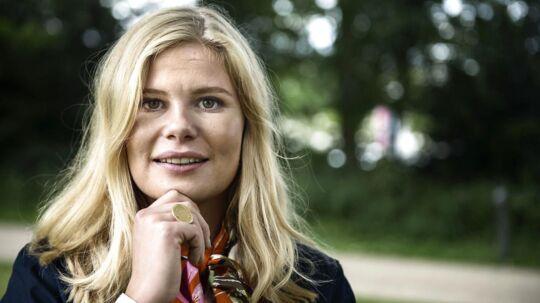 Sofie Linde.