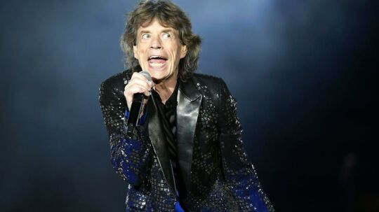 74-årige Mick Jagger er ifølge BTs anmelder Steffen Jungersen stadig verdens bedste frontmand.