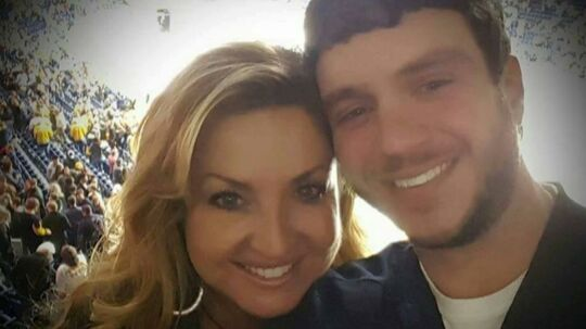 Heather Melton fik reddet sit liv af sin mand Sonny Melton.