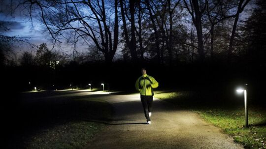 Løb tre gange om ugen og forebyg at trist- og træthed udvikler sig til en depression.