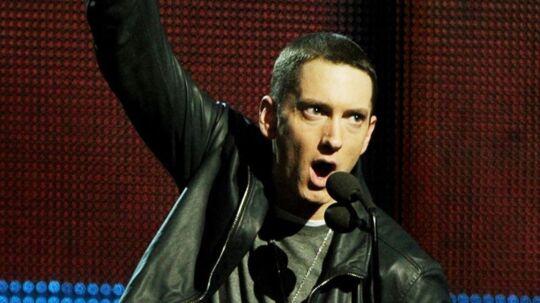 Eminem i 2011.