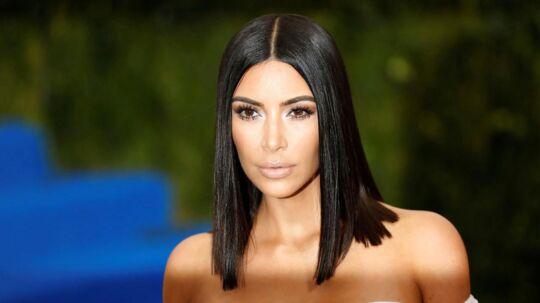 Kim Kardashian i maj 2017.