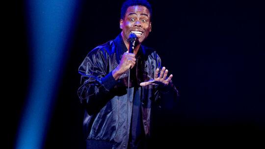 Torsdag d. 5. oktober 2017 optrådte den amerikanske komiker og skuespiller Chris Rock i Royal Arena i København for ca 8000 publikummer. Total Blakout Tour er Chris Rocks første tour i 9 år.