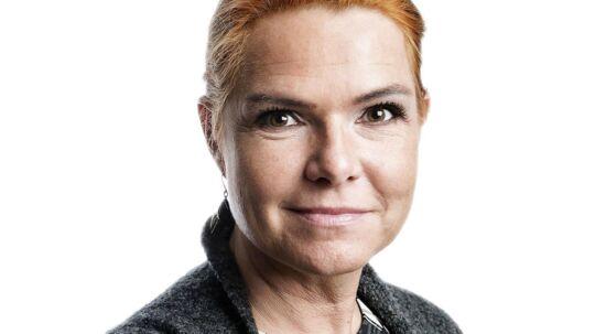 Inger Støjberg, udlændinge- og integrationsminister (V).