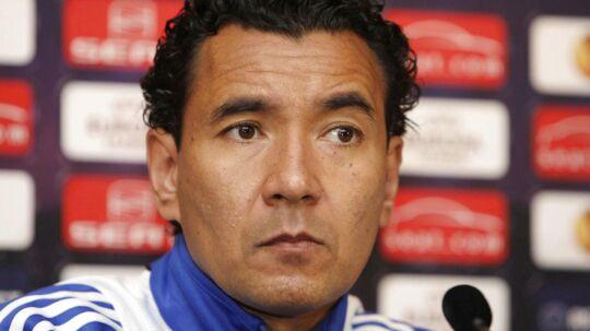 Ricardo Moniz er ny cheftræner i Randers.