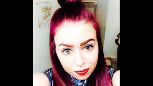 Sophie Stevenson rejste 600 kilometer for at se sin flirt forgæves.