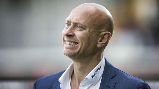Silkeborg-træner Peter Sørensen