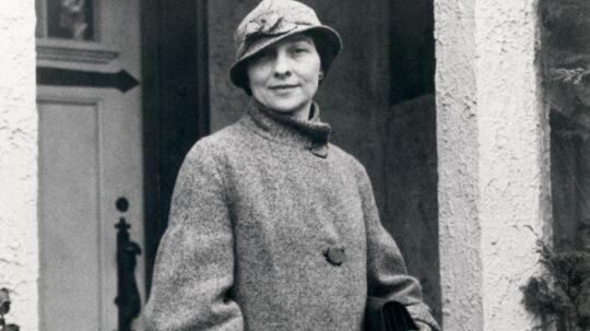 Verdens første kvindelige kodeknækker Elizebeth Friedman.