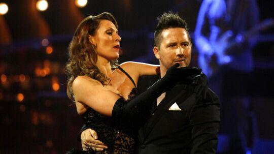 Steen Lund dansede i 2011-sæsonen af Vild med dans med sangerinden Kaya Brüel.