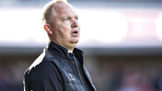 AGF har netop fyret træneren Glen Riddersholm