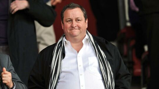 Mike Ashley har besluttet sig for at sælge Newcastle United.