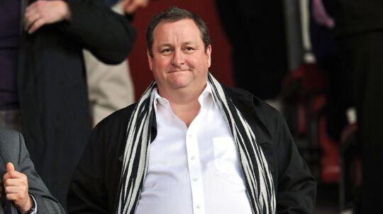 Mike Ashley har besluttet sig for at sælge Newcastle United.