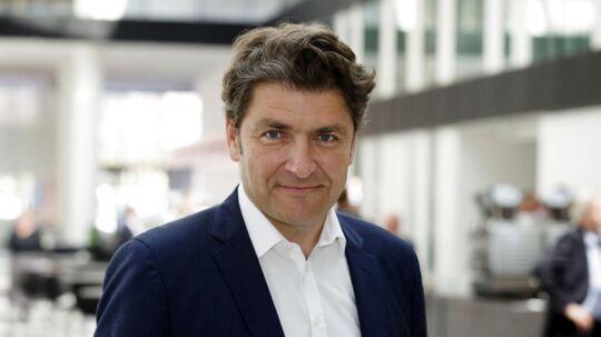 André Rogaczewski, CEO i Netcompany