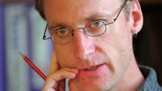 Verdensnaturfondens klima- og miljøchef, John Nordbo, er fyret. Scanpix/Kurt Petersen