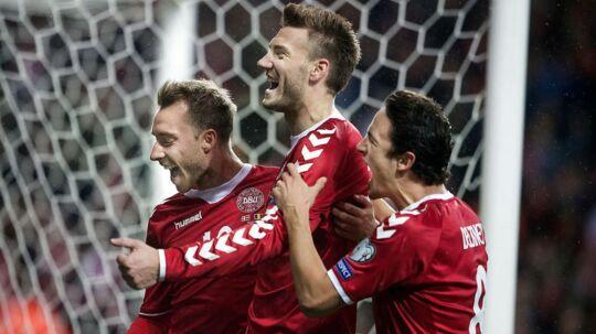 Fodboldekspert Morten Bruun ser gode muligheder for dansk deltagelse ved næste års VM-slutrunde i Rusland.
