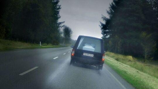 Det er et problem for bedemænd landet over, når de andre trafikanter ikke giver plads til rustvogne på vejene. Foto:Steffen Ortmann