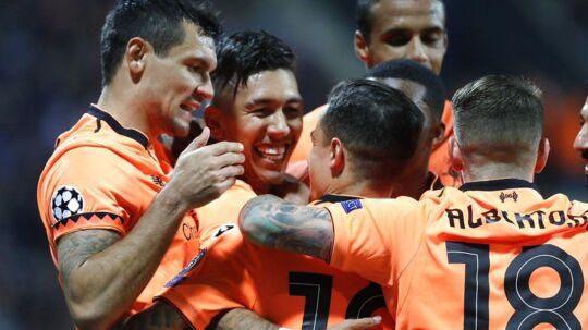 Liverpool vandt 7-0 på udebane over Maribor i Champions League.