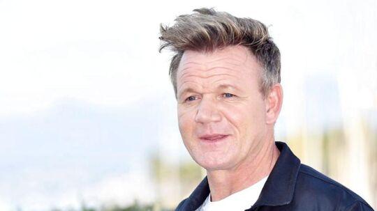 Gordon Ramsay er blevet verdenskendt takket være sine adskillige madprogrammer på tv.