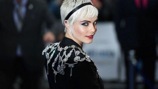 Cara Delevingne er en af de mange stjerner, som efter eget udsagn er blevet sexmisbrugt af en Hollywood-mogul.