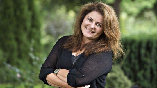 Forfatteren Sara Blædel har i mange år hittet herhjemme.