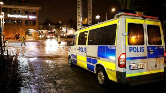 Stockholms og Uppsalas politi fik ikke arbejdet godt nok sammen, og derfor lå Jimmy Granberg et halvt år i et kølerum hos Stockholms politi, uden at nogen vidste det.