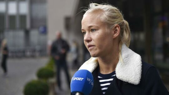 Pernille Harder: »Jeg vil næsten gå så langt som at sige, at den måde, DBU har kørt det her spil på, har været psykisk terror.«