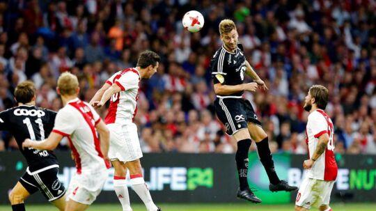 Ajax Amsterdam v Rosenborg BK.