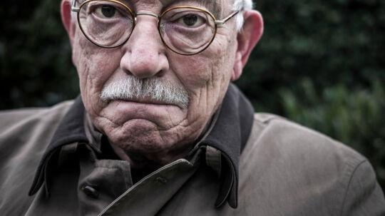 Uffe Ellemann-Jensen. (Foto: Søren Bidstrup/Scanpix 2017)