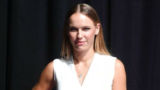 Caroline Wozniacki er Patrik Wozniackis lillesøster.