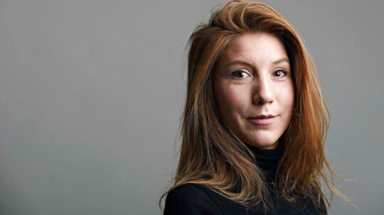 (This file family handout released on December 28, 2015 shows Swedish journalist Kim Wall who was allegedly on board a submarine south of Copenhagen before it sank on August 11, 2017.