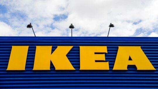 Ikea forventer at slå dørene til det nye varehus op i 2021.