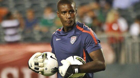 Den amerikanske målmand Bill Hamid slutter sig til FC Midtjylland til nytår. Han er hentet på en fri transfer.
