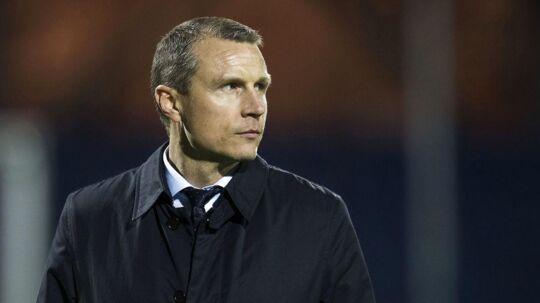 Randers FC's direktør Michael Gravgaard får kritik af fanklub. (Foto: Bo Amstrup / Scanpix 2017)