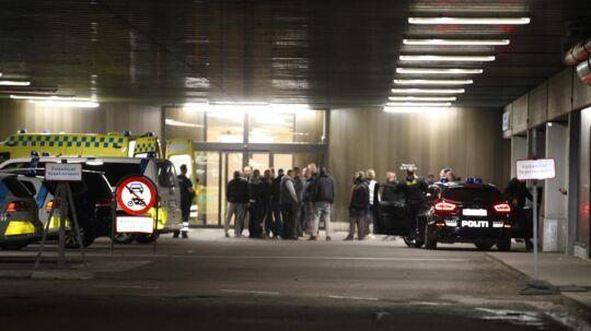 Boksestævne i Herlev fredag aften. Fotograf: Henrik R. Petersen.