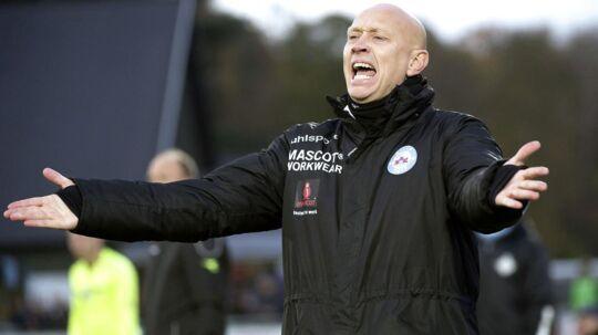 Silkeborgs træner, Peter Sørensen, forstår ikke afgørelsen om at pokalopgøret mellem Silkeborg og HIK skal spilles om.