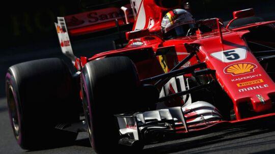 Ferrari har været med siden det allerførste Formel 1-løb i 1950.