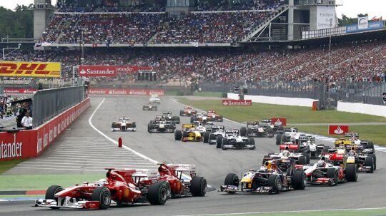 Felipe Massa trækker sig fra Formel 1-feltet efter indeværende sæson
