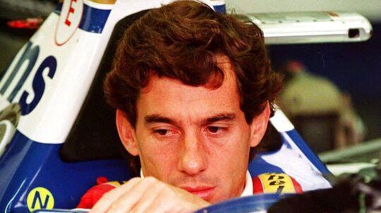 Ayrton Senna døde som 34-årig.